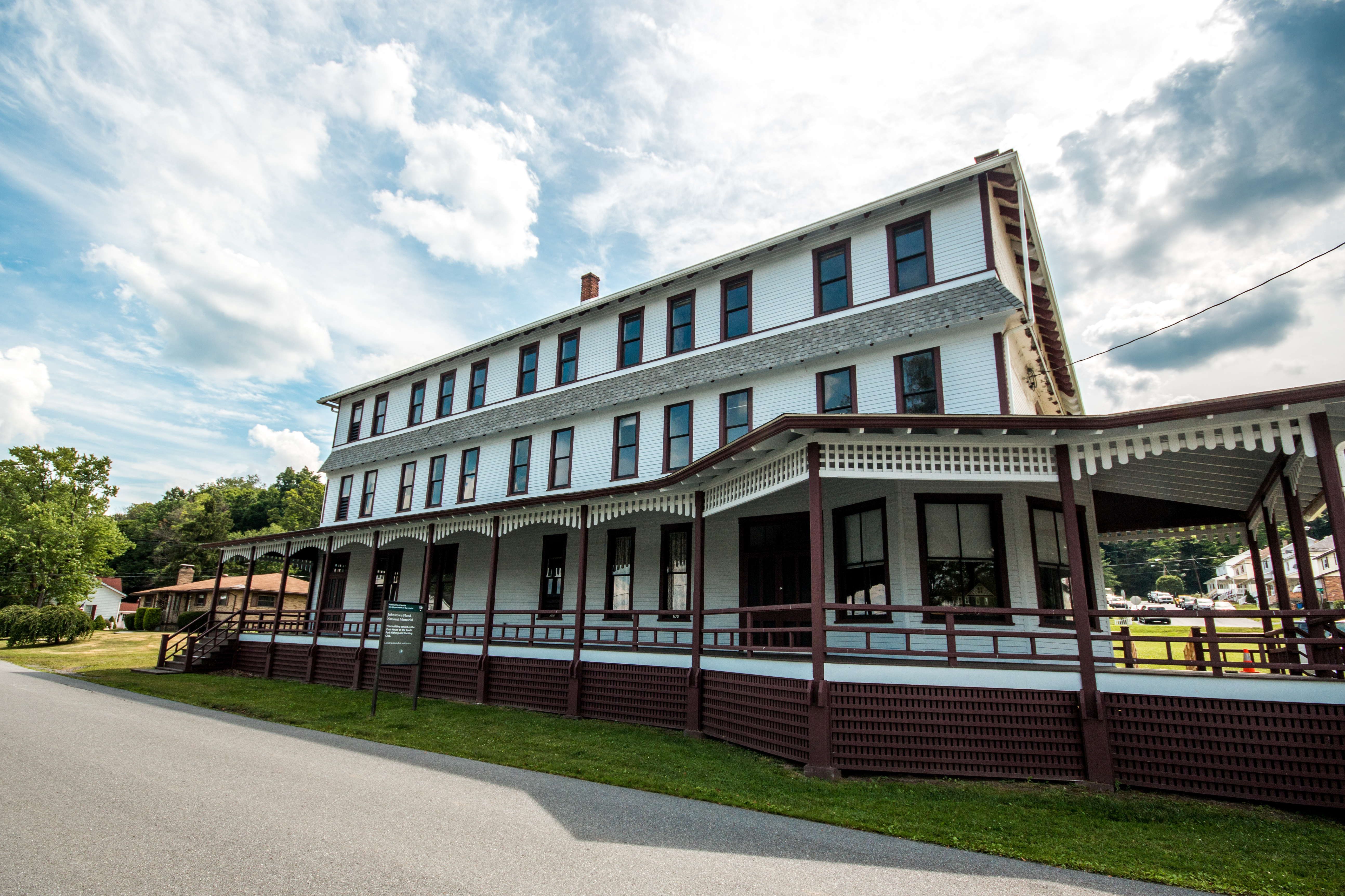 Visit Johnstown Pa | 1889 Clubhouse | St. Michael Historic District