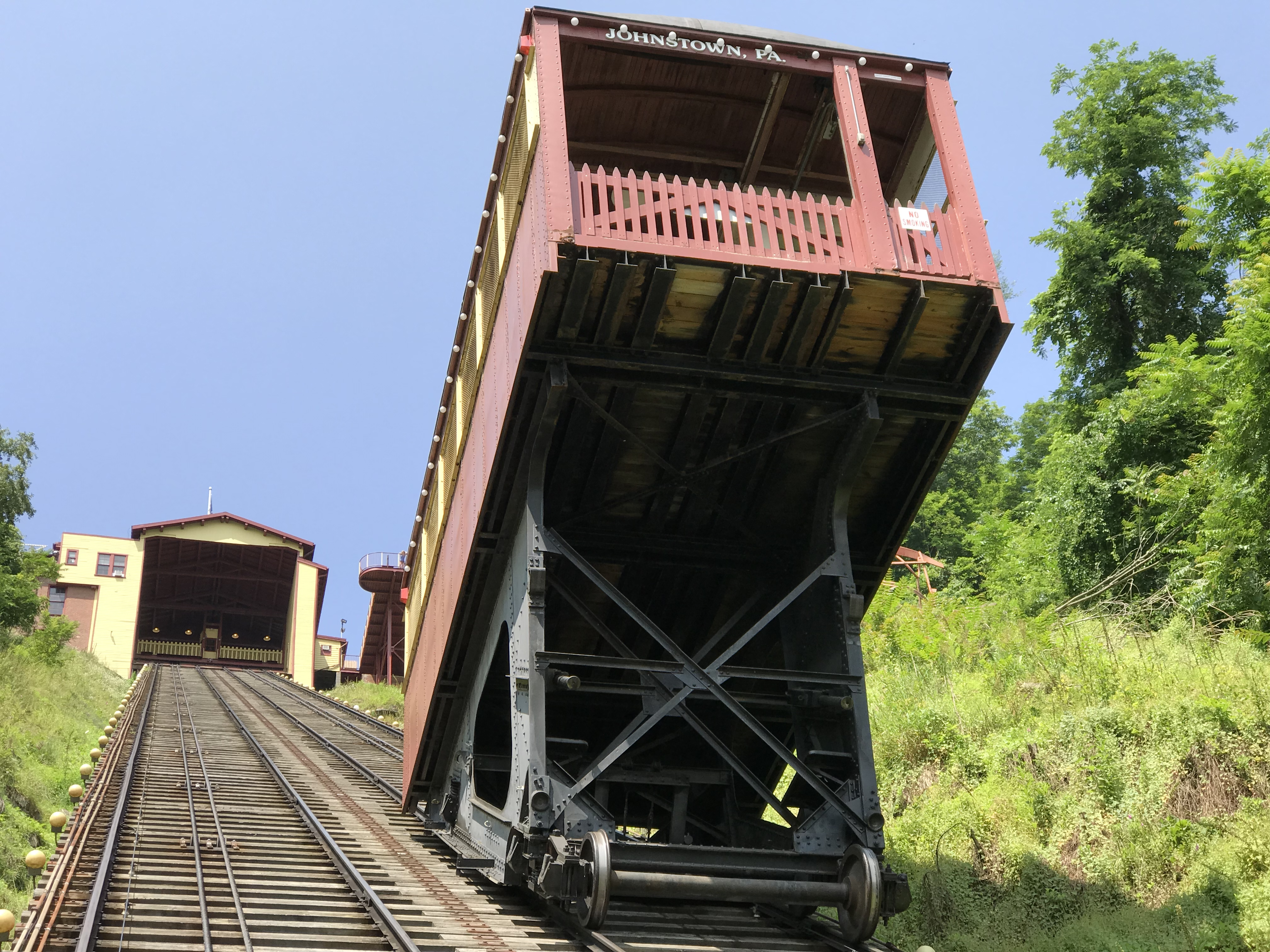 Visit Johnstown Pa   Johnstown Inclined Plane