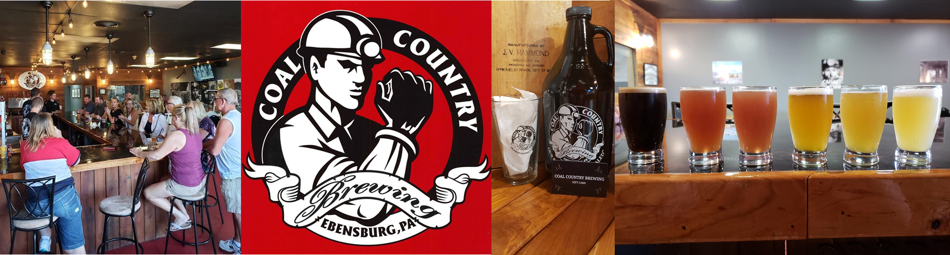 Visit Johnstown Pa | Coal Country Brewing