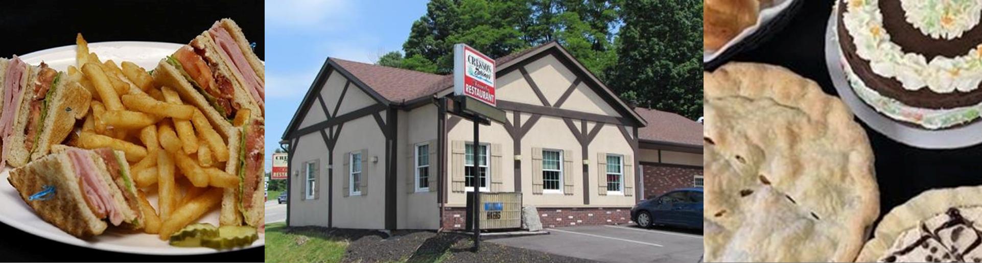 Visit Johnstown Pa | Cresson Springs Family Restaurant