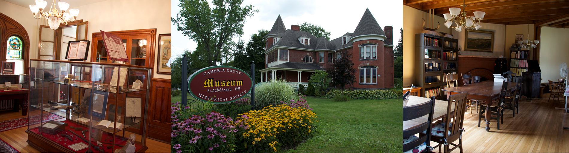 Visit Johnstown Pa | Cambria County Historical Society And Museum