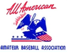 All American Baseball Association Logo