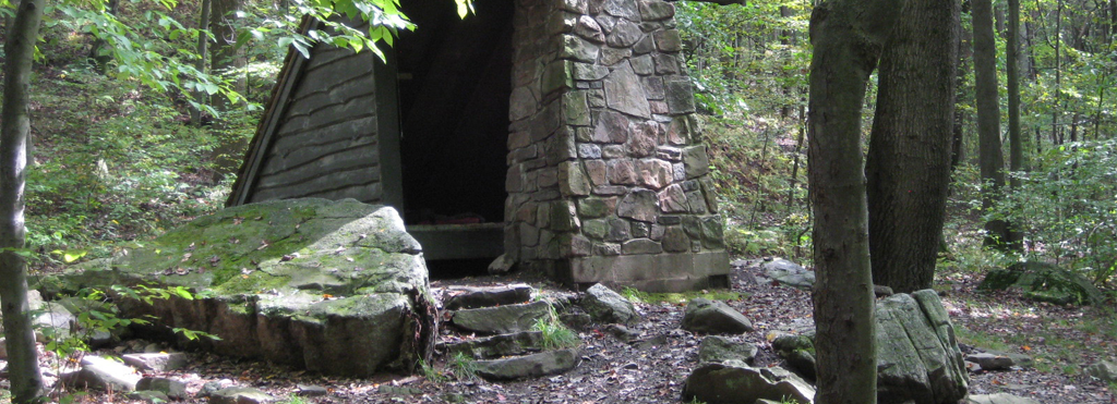 Laurel Ridge State Park in Johnstown PA