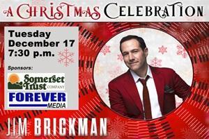 Jim Brickman presents A Christmas