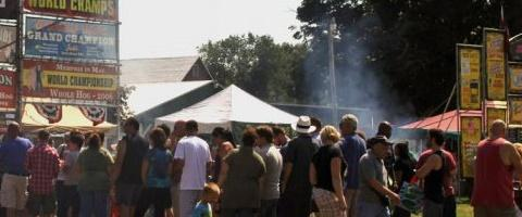 Froggy Q Smokin' in the Valley Country Music and BBQ Festival