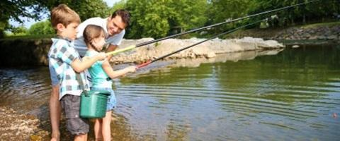 backyard bass fishing visit johnstown pennsylvania