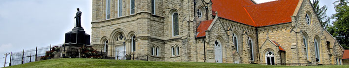 Visit Johnstown Pa | Basilica Of St. Michael The Archangel