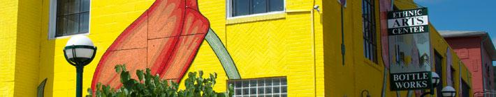 Visit Johnstown Pa | Bottle Works Ethnic Arts Center