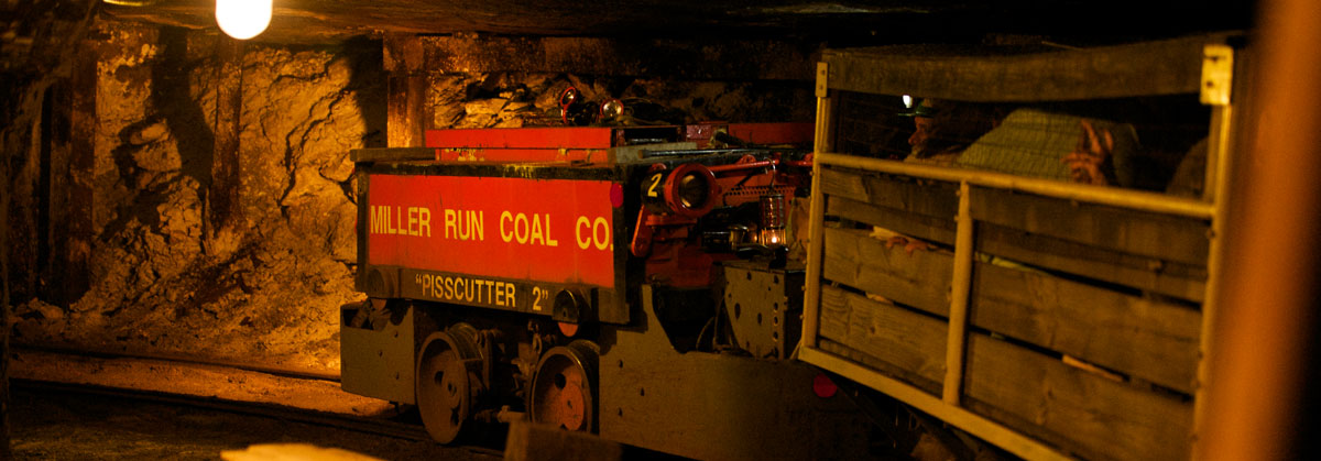 Visit Johnstown PA | Coal Mining