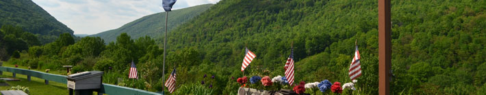 Visit Johnstown Pa | Conemaugh Gap Scenic Overlook