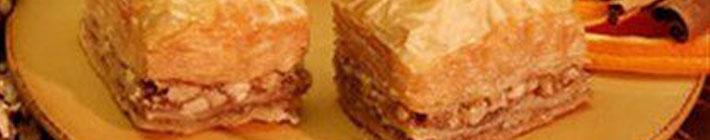 Visit Johnstown Pa   Pineapple Cheese Baklava [Serbian]