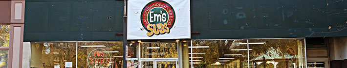 Visit Johnstown Pa | Em's Original Subs - 434 Main Street