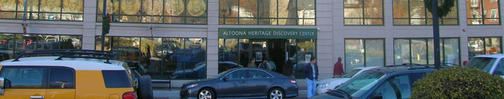 Visit Johnstown Pa | Altoona Heritage Discovery Center