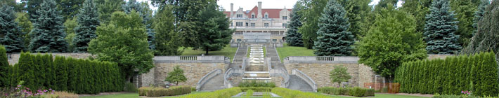 Visit Johnstown Pa | Mount Assisi Sunken Gardens & Renaissance Mansion