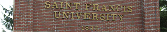 Visit Johnstown Pa | Saint Francis University