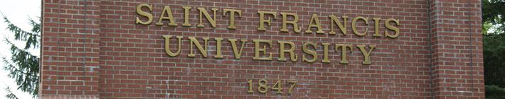 Visit Johnstown Pa | Saint Francis University