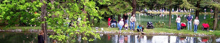 Visit Johnstown Pa | Stay | Woodland Park Campground