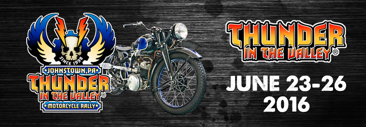 Visit Johnstown PA   Thunder in the Valley   Rally Info