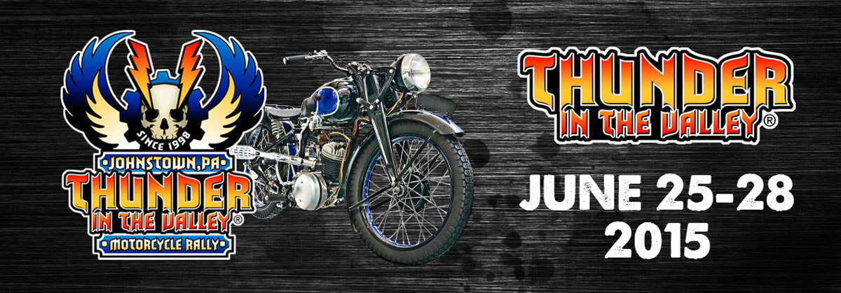 Visit Johnstown PA | Thunder in the Valley | Shop Thunder