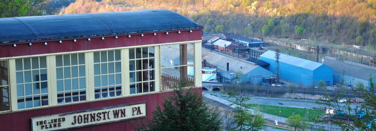 Visit Johnstown PA   Transportation