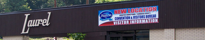 Visit Johnstown Pa | Welcome Center | Downtown Johnstown Welcome Center and Admin Offices
