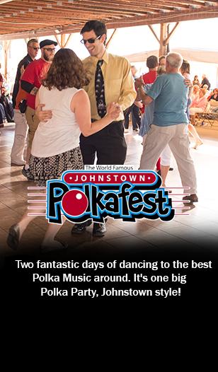Visit Johnstown PA Polkafest